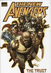 The new avengers vol. 7. Marvel premiere edition.
